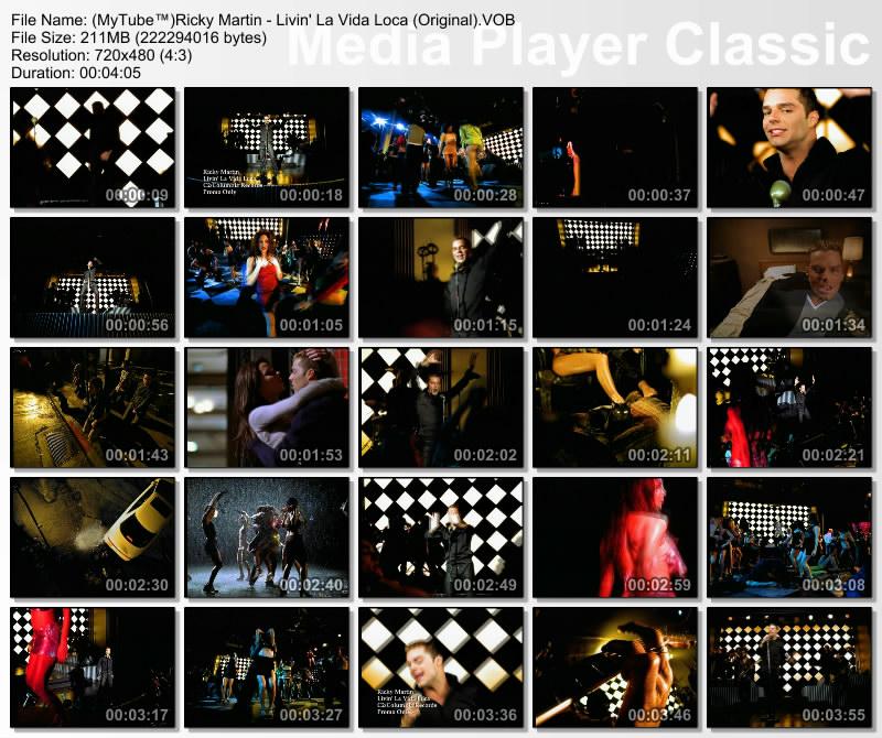 Livin La Vida Loca Mp3: De Vino Y Tequila...♫: Ricky Martin